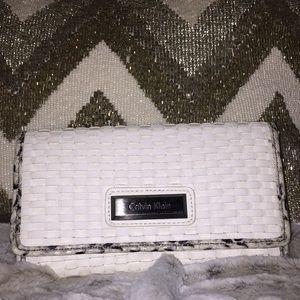 Calvin Klein leather wallet